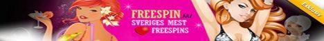 Få de absolut bästa freespins erbjudande & bonusar på nätet!