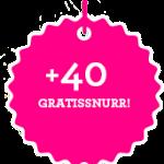 40 freespins