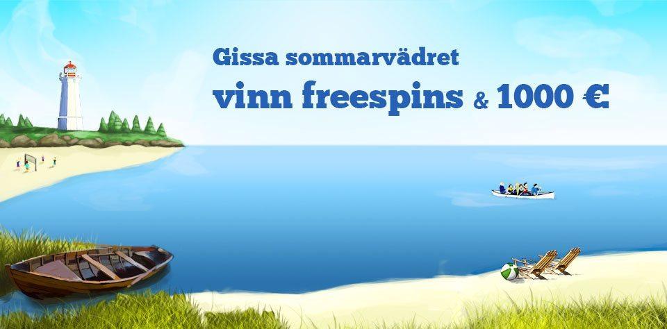 vinn free spins