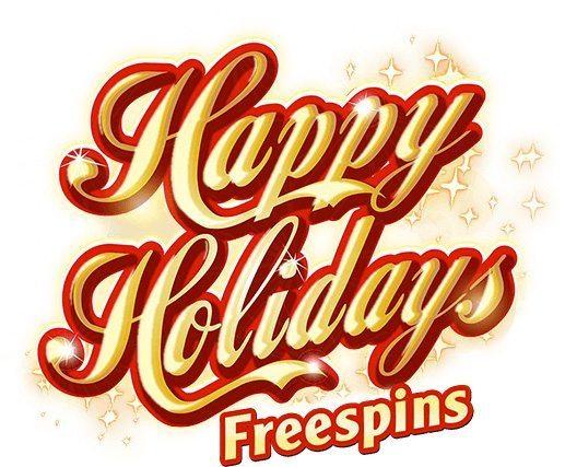 happy holiday freespins