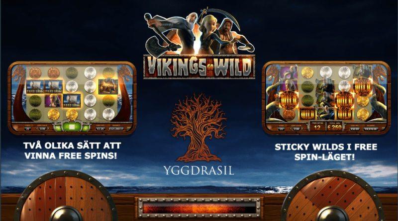 vikings go wild turnering