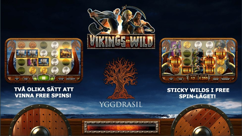 vikings go wild turnering