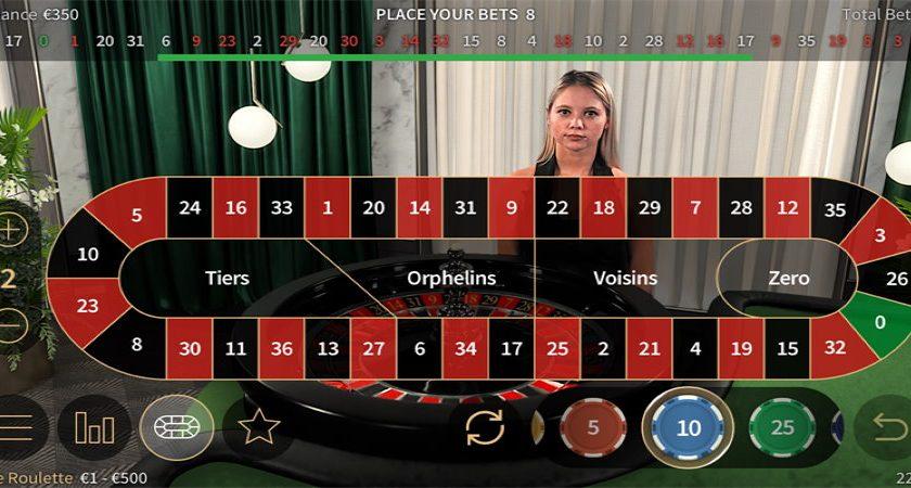 Nytt Live Roulette från NetEnt