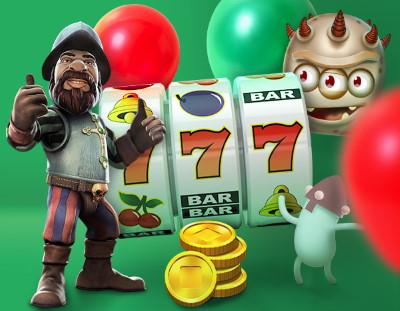 Paf har bra casinospel och bonus utan omsättningskrav