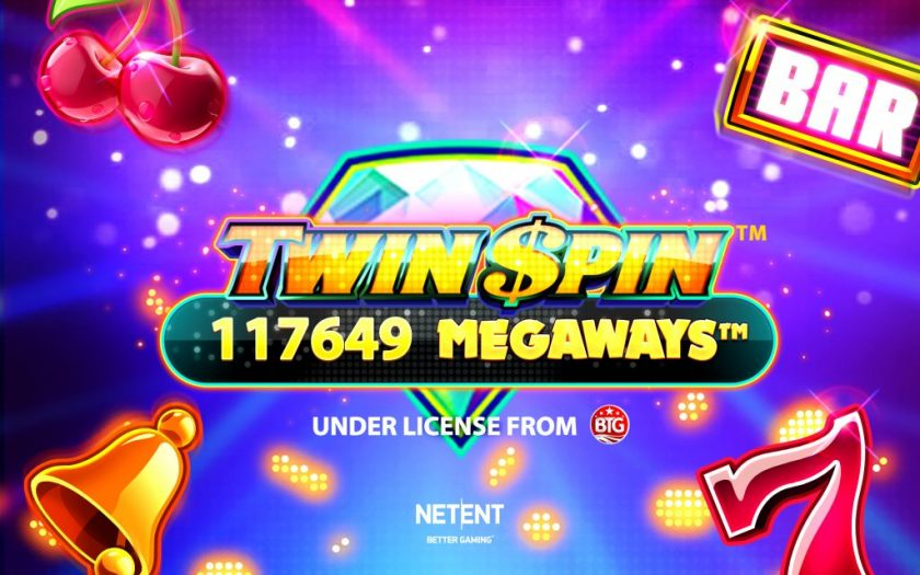 Twin Spin Megaways slots