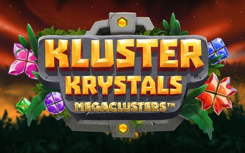 Kluster Krystals Megaclusters slots