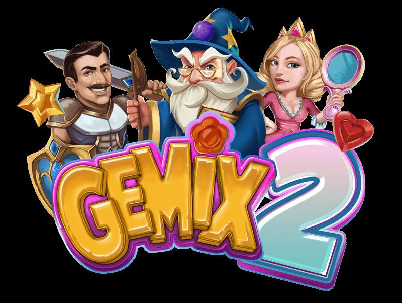 Gemix 2 släpptes exklusivt till varumärken som Maria Casino, Storspelare och Unibet